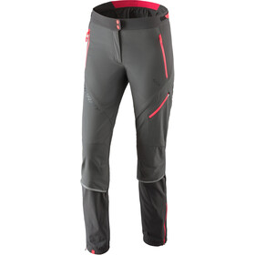 Dynafit Transalper Dyna-Stretch Pantalones Mujer, gris